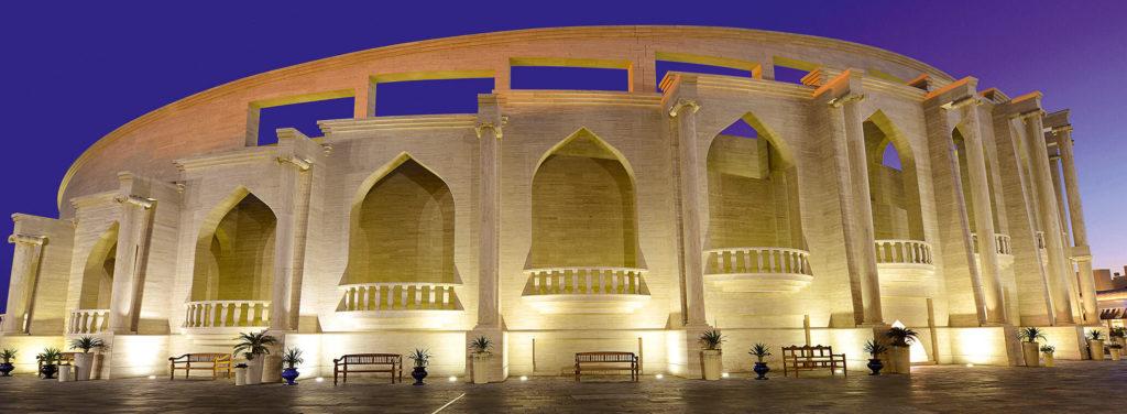 La capitale del Qatar ospiterà nel 2022 i mondiali di calcio, ma intanto coltiva i giovani talenti con il festival di Ajyal, una vera e propria festa che avvicina i bambini al cinema